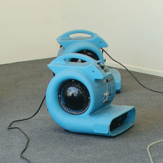Air Mover Blower Hire