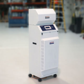 Hospital Air Purifier Hepa Air Scrubber Hire
