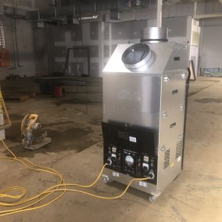 Industrial Air Scrubber Large Hire 4125CFM