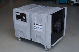 Novair 2000 Air Scrubber