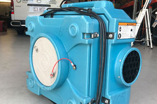 Air Scrubber Hire Dri Eaz HEPA 500