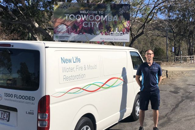 Servicing the Toowoomba Region