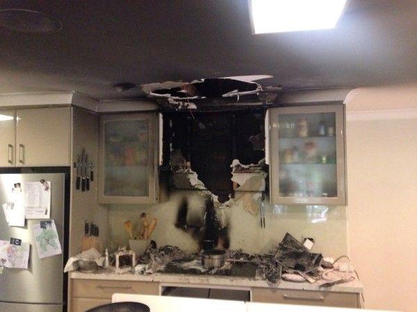 Fire Restoration in Brisbane Home - New Life Restoration