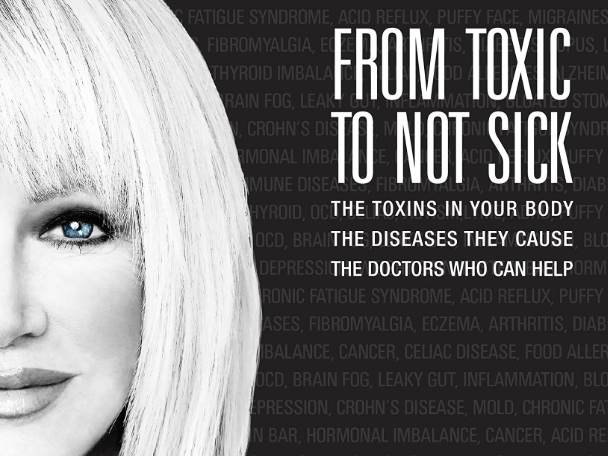 From Toxic To Not Sick Book Review - New Life Restoration