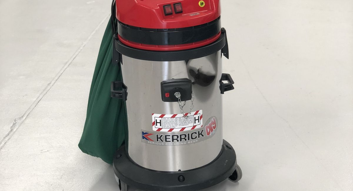 Mould Hepa Vacuum Cleaner Hire New Life Restoration